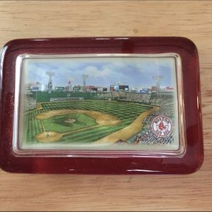 NIB Fenway Park Boston Red Sox Paperweight